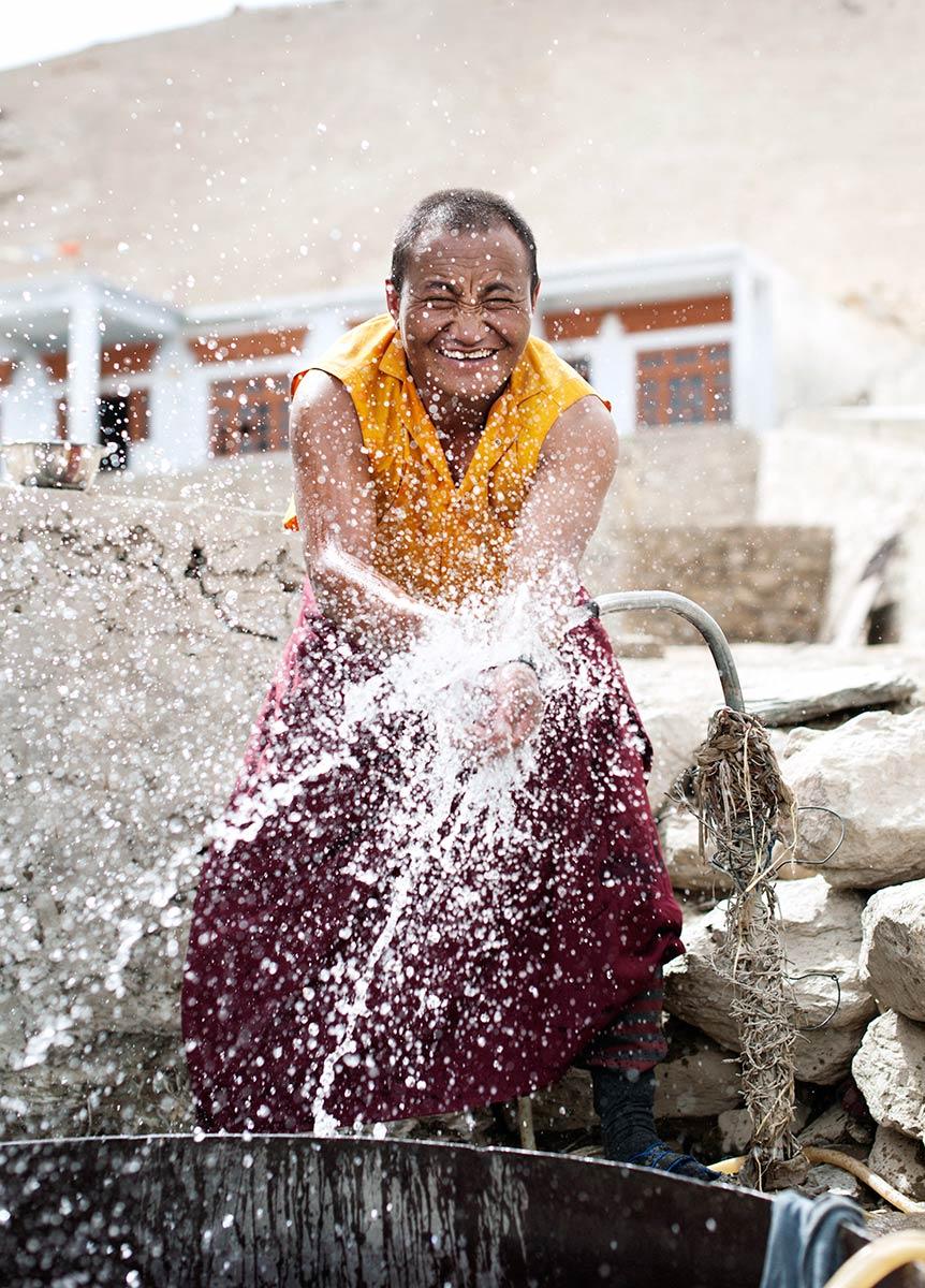 Korzok, Ladakh, India