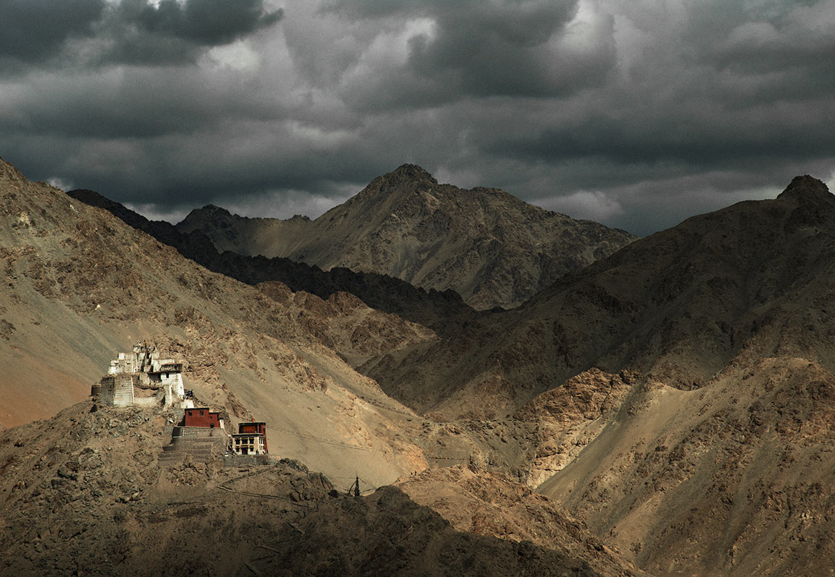 Namgyal Tsemo Gompa, Leh, Ladakh, India