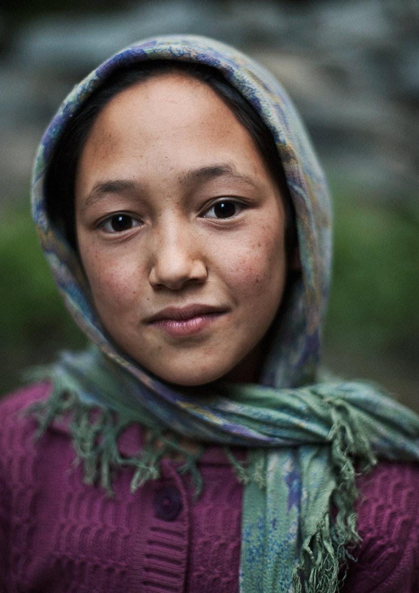 Turtuk, Ladakh, India