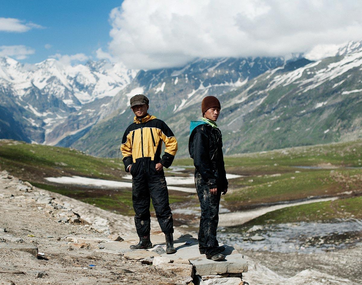 Baralacha La, Zanskar, India